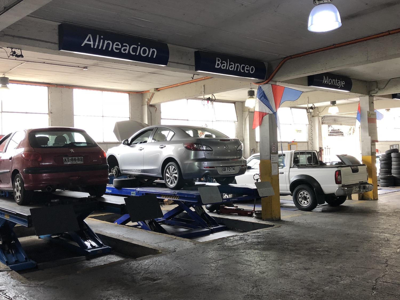 ALINEACIÓN, MONTAJE Y BALANCEO